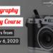 photography course in bangalore swathy sivakumaar