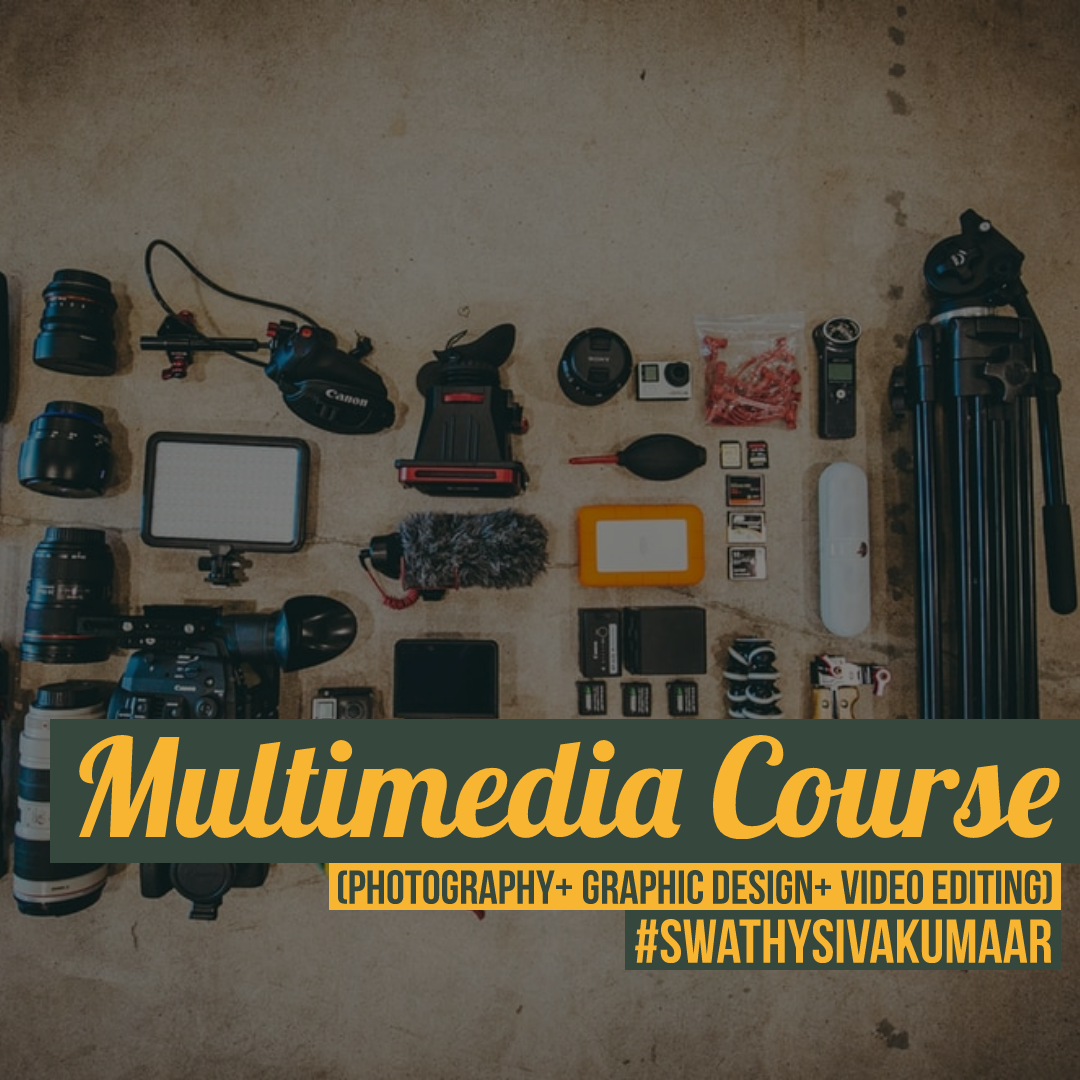 photography course in Bangalore by swathy sivakumaar