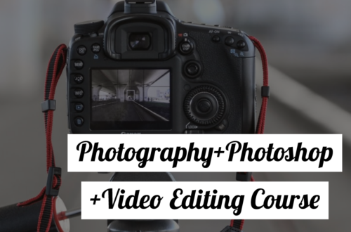 Photography Course in Bangalore by Swathy SivKUMAAR