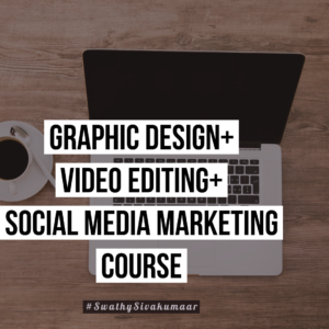 Graphic Design course in Bangalore by Swathy Sivakumaar