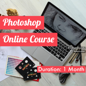 Online Photoshop Course by Swathy Photography/ Skecthcareer