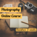 Online Photography Course by Swathy Photography/ Skecthcareer